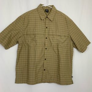 Nike ACG Checkered Vented Dri-Fit Button Up Shirt